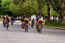 Athlete Kurt S. grabs the win at the 2017 GSRS Crit