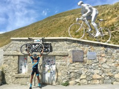 Patrick V. conquers the Tourmalet after a huge week in the Pyrenees